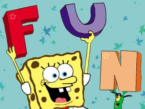 fun spongebob